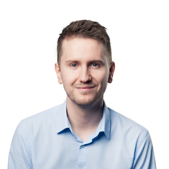 Hubert Jaworski web designer