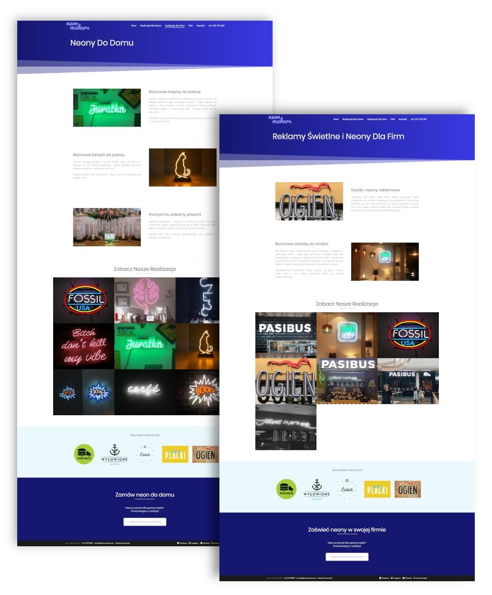 Neonmakers projekt full