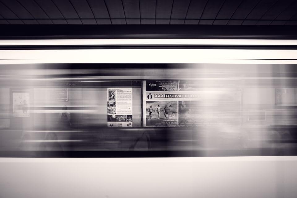 pociąg about