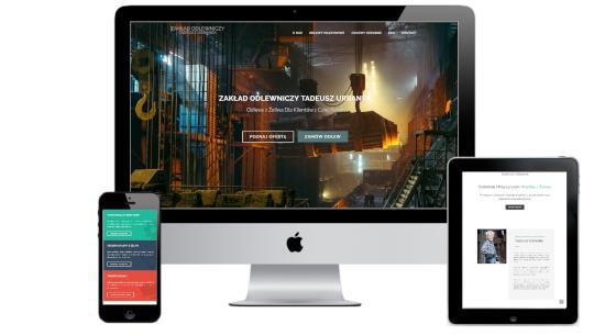Projekt WWW - Odlewnia Urbanek